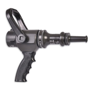 Shutoff with Pistol Grip and Dual Stacked