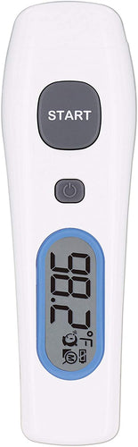 Metris Medical-Grade Infrared Forehead Thermometer