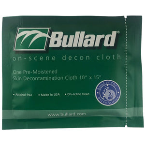 Bullard Decon Cloths