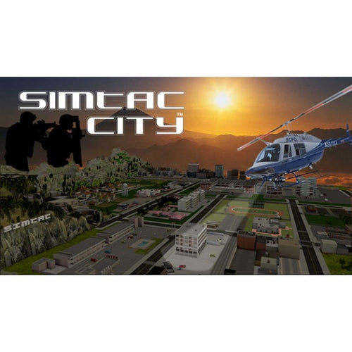 SimTac City™ Tabletop Simulator