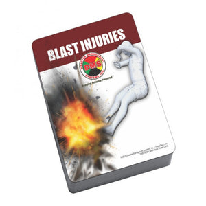 Blast Injuries Deck
