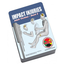 Load image into Gallery viewer, Impact Injuries - 3 Deck Series