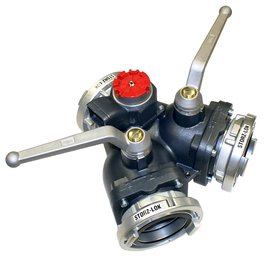 2-way ball valve Superflow 5