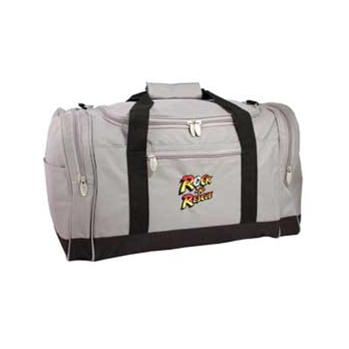 RNR, Logo Duffel Bag - Rock N Rescue