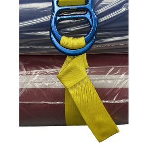 "RNR Utility Double ""D-Ring"" Cinch Tie Down Straps - Rock N Rescue"