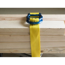 "Load image into Gallery viewer, RNR Utility Double ""D-Ring"" Cinch Tie Down Straps - Rock N Rescue"