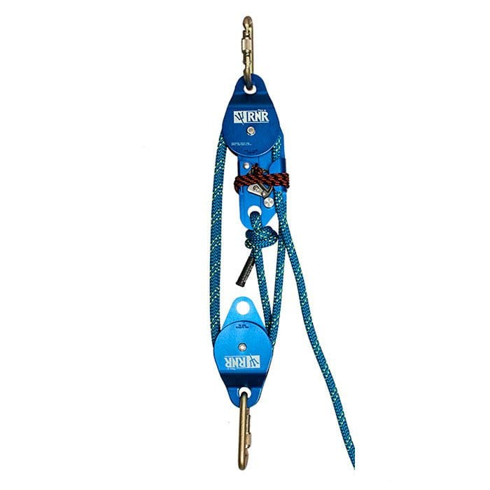 RNR Mechanical Advantage System with R-N-R Pulleys - Rock N Rescue