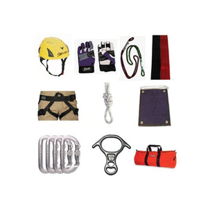 RNR Over the Edge Rappel Kit - Rock N Rescue