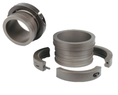 Style GS - Reattachable Grooved Shank Couplings