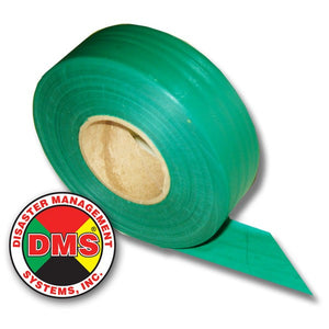 Triage Ribbon Roll, MINOR Green