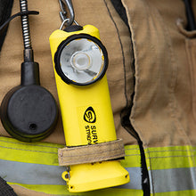 Load image into Gallery viewer, SURVIVOR® Safety-Rated Firefighter's Right Angle Flashlight