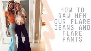 How to Hem Pants Without a Sewing Machine