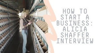 How to Start a Business with Alicia Shaffer
