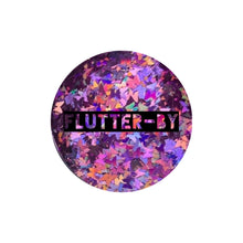 Load image into Gallery viewer, Flutter-By  *Glitter Remix*