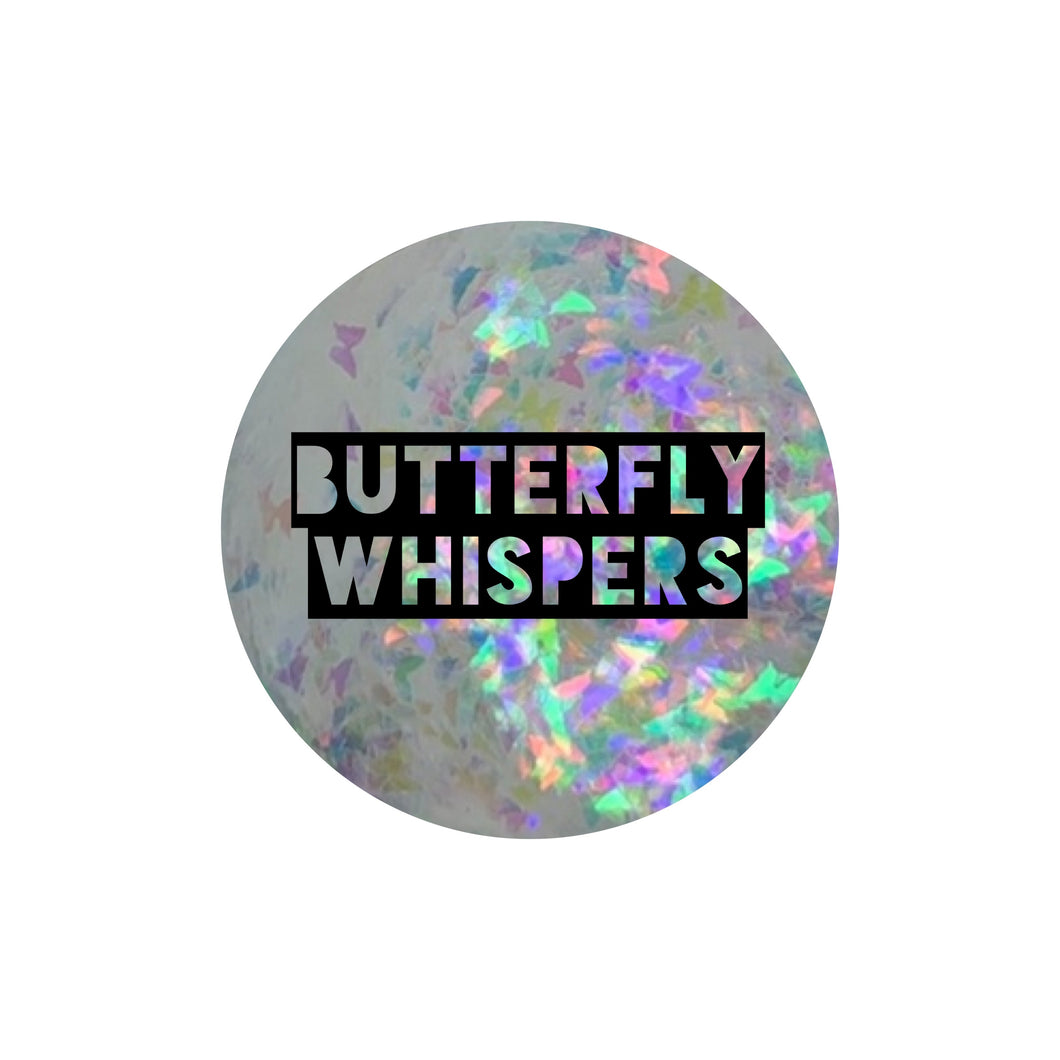 Butterfly Whispers *Glitter Remix*