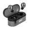 3SIXT BLACK True Wireless Studio Earbuds