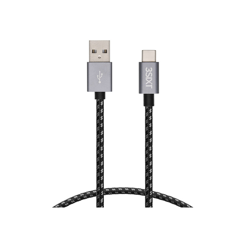 3SIXT Cable USB-A to USB-C 2m