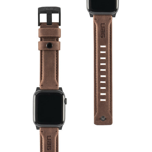UAG Apple Watch 40mm/38mm Leather Strap