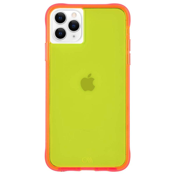 Case-Mate Tough Neon Case For iPhone XR|11