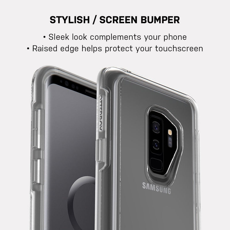 OtterBox Symmetry Clear Case For Samsung Galaxy S9