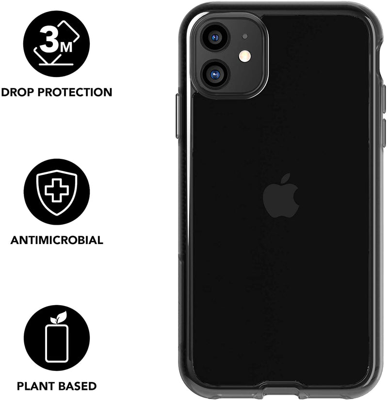 Tech21 Pure Carbon/Tint for iPhone 11