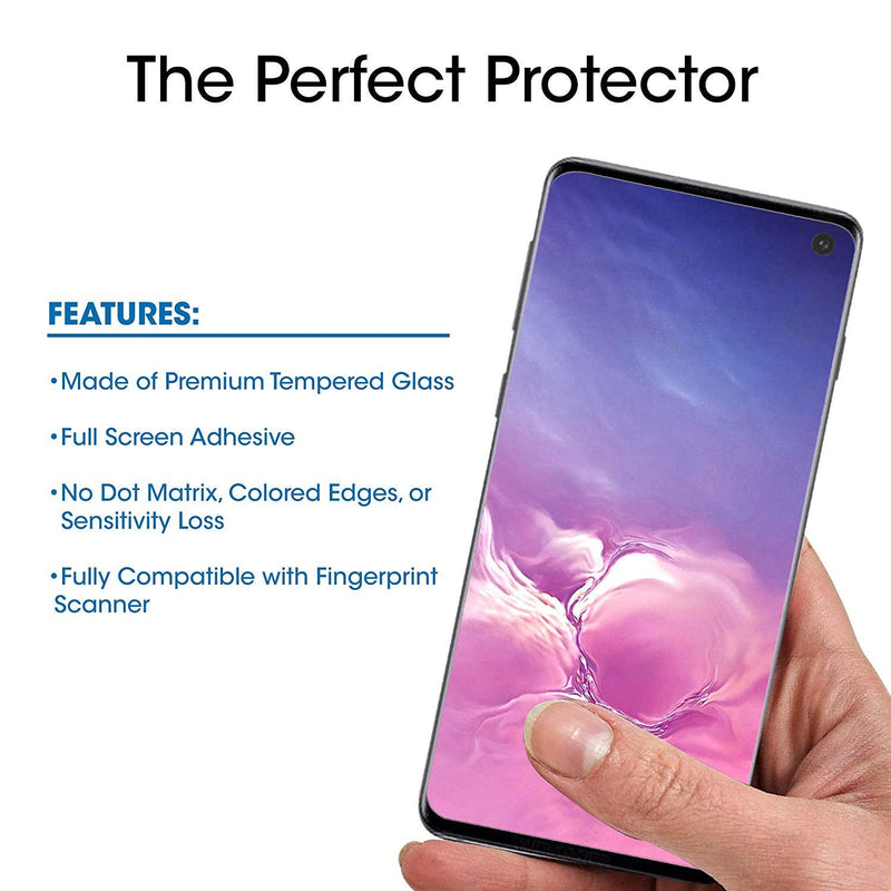 UV Glass screen protector for Samsung Galaxy S10E