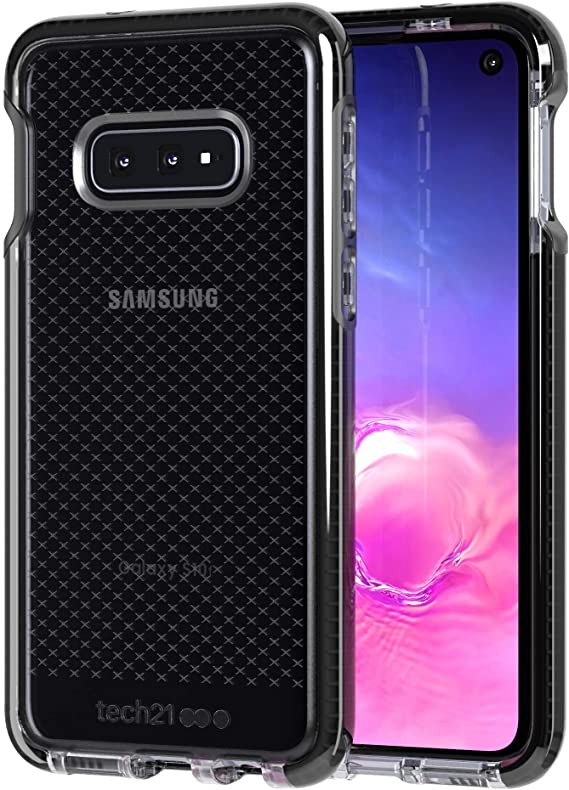Tech21 Evo Check for Samsung Galaxy S10e - Smokey/Black