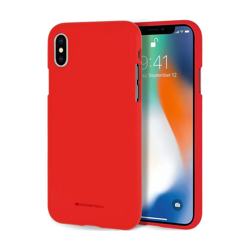 Goospery Mercury Soft Feeling Jelly Case for iPhone X/Xs