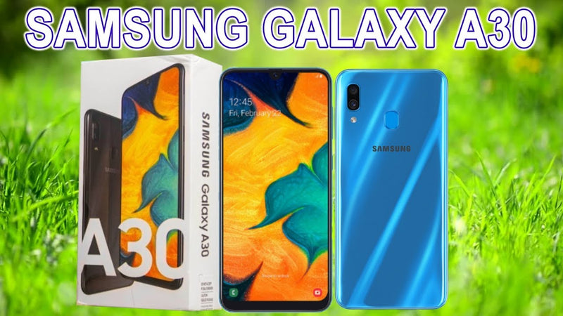"Samsung Galaxy A30 (6.4"", 13MP, 32GB/3GB)"