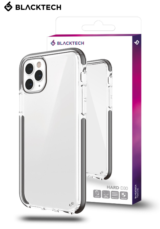 Blacktech Hard D30 Case for iPhone 12/12 Pro