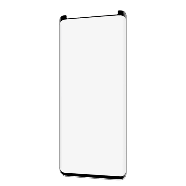Cleanskin Curved Glass Tempered Glass Screen guard For Galaxy S9
