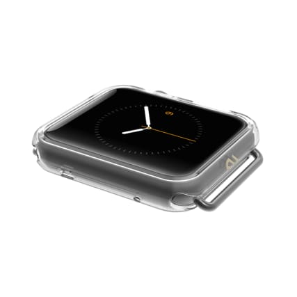 Case-Mate Tough Naked Bumper For Apple Watch 38-40mm