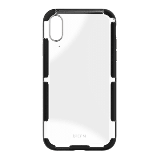 EFM Cayman D3O Case Armour For iPhone XR - Black Space Grey