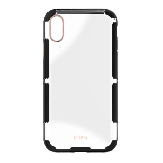 EFM Cayman D3O Case Armour For iPhone Xs Max - Black Copper