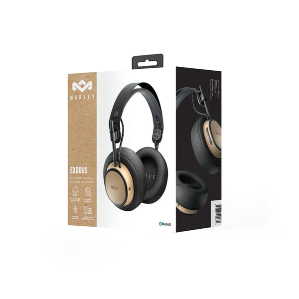 House of Marley Exodus Over Ear Bluetooth Headset