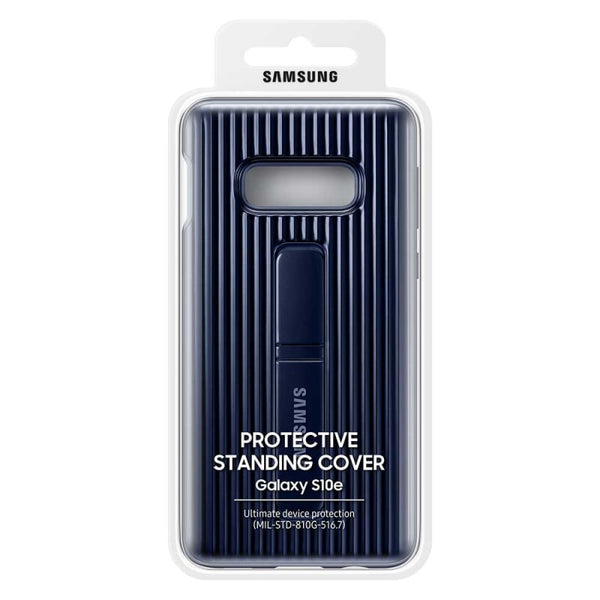 Samsung Protective Standing Cover For Samsung Galaxy S10e Blue