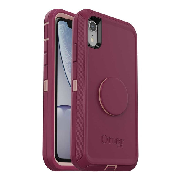 OtterBox Otter + Pop Defender Case For iPhone XR