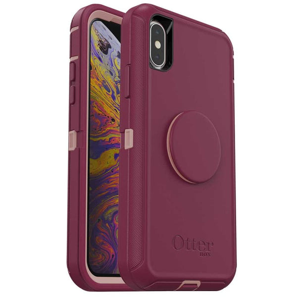 OtterBox Otter + Pop Defender Case For iPhone Xs Max
