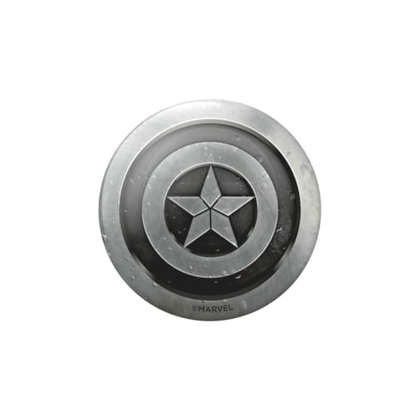 PopGrip Premium Licensed (Gen 2) Captain America Monochrome