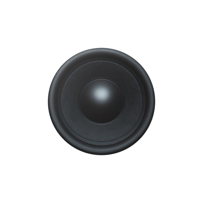 PopTop Swappable Top (Gen2) Subwoofer