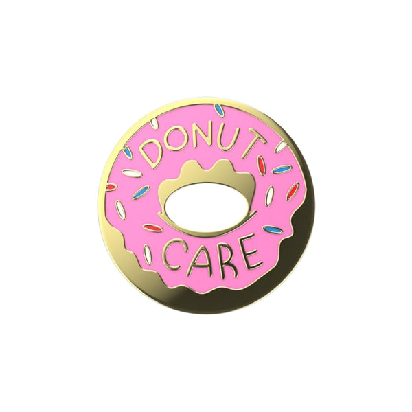 PopGrip Universal Grip (Gen2) Holder - Enamel Donut Care