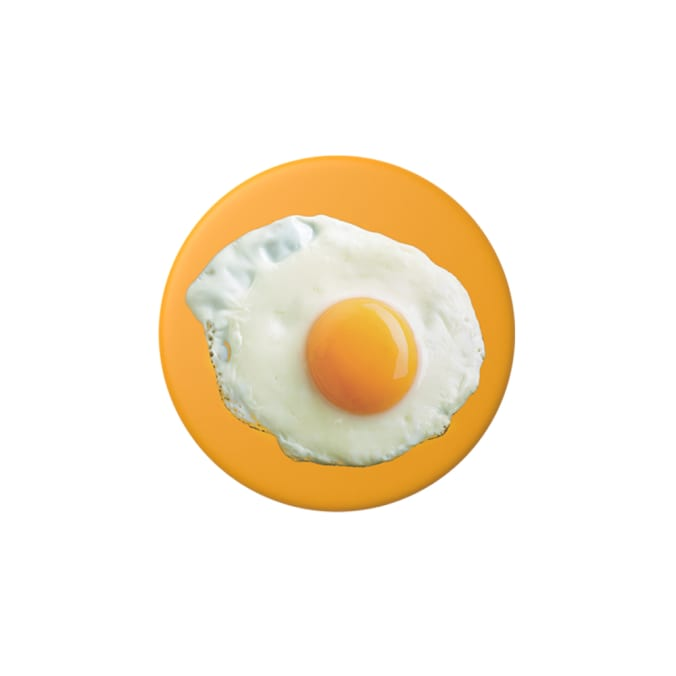 PopGrip Universal Grip (Gen2) Holder - Egg Icon