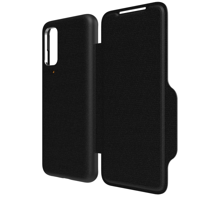 EFM Monaco Wallet D3O Case Armour with 5G Signal Plus For Samsung Galaxy S20+