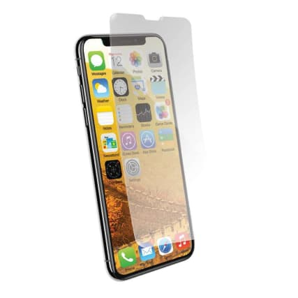 EFM D3O Impact Film Screen Armour Display Optimised For iPhone X/Xs/11 Pro - Clear