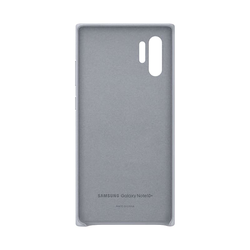 Samsung Leather Cover For Samsung Galaxy Note 10+