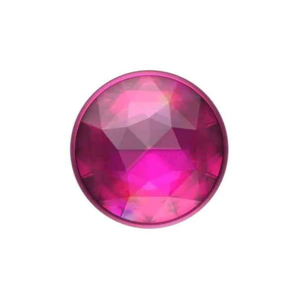 PopGrip Swappable PopTop - Disco Crystal Plum Berry