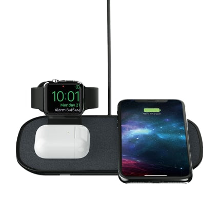 Mophie 3in1 Wireless Charging Fabric Universal Wireless Charger