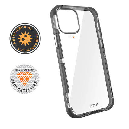 EFM Cayman Case Armour with D3O 5G Signal Plus For iPhone 12/12 Pro 6.1""