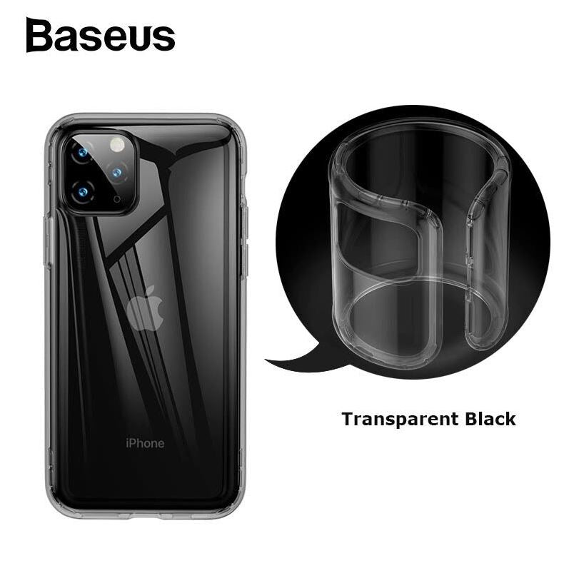 Baseus Safety Airbags Case For iPhone 11 Pro Max