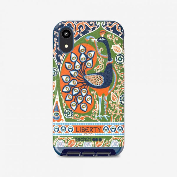Tech21 Evo Luxe Liberty Francis for iPhone XR